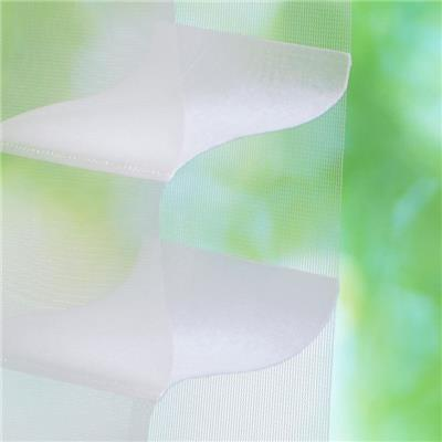 Nonwoven Shangri-la Fabric, Light Filtering