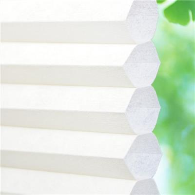 HSL Honeycomb Blinds(shades) Soft Spulance Fabric, Light Filtering, Single Cell, Cellular Shade Fabrics Manufacturer