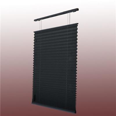 Top Down and Bottom Up Pleated Shades(blinds) with Cordless System. Light Filtering Pleated Shades(binds), Blackout Pleated Shades(blinds)