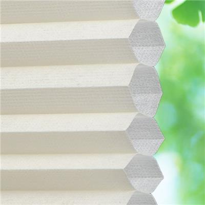 HTM-P Honeycomb Blinds(shades) Fabric, Light Filtering, Single Cell, Thermal Point Bonded Cellular Shade Fabrics Manufacturer