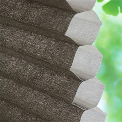 HFR Honeycomb Blinds(shades) Flame Retardent Fabric, Single Cell, Light Filtering Cellular Shade Fabrics Manufacturer