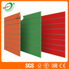 Solid Color Slatwall Board