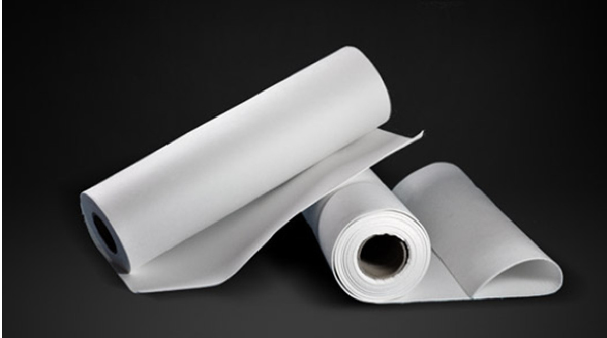luyang high temperature HP/HZ ceramic fiber paper for back up lining