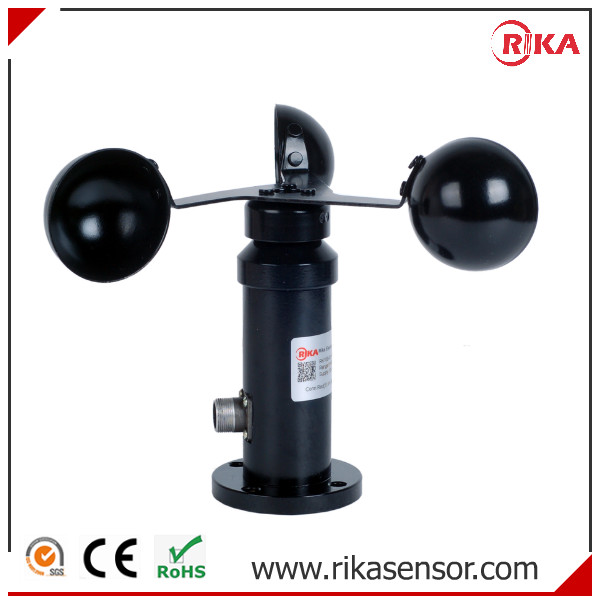 Weather Station Stainless Steel Cup Wind Speed Sensor