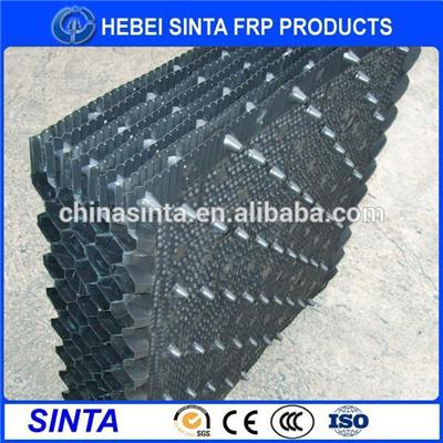 Liangchi PVC Film Type Cooling Tower Infills Manufacture