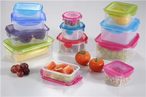 Cupcake carrier Container with Locking Handles & Lid