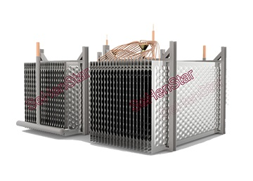 Low Energy Consumption and Environmental Protection Pillow Plate Heat Exchanger for Fresh Produce