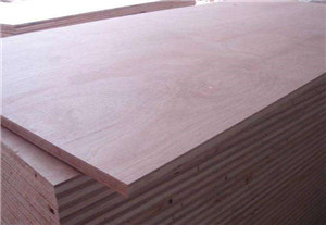 pine plywood poplar core E1/E0 glue furniture use