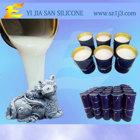 RTV-2 silicone rubber for molds making