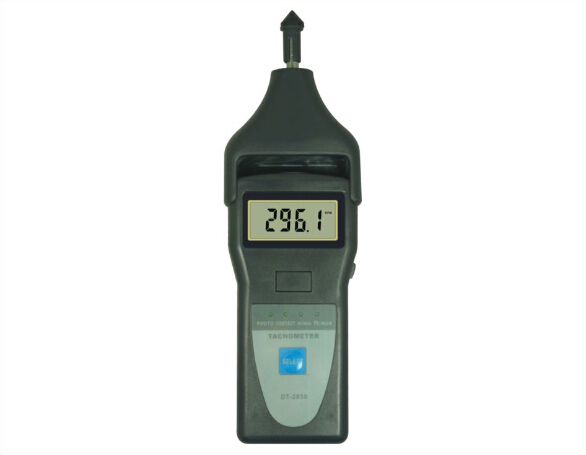 Photo/Contact Tachometer DT-2858