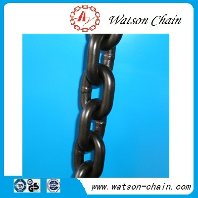 black painted G80/lift short link chain