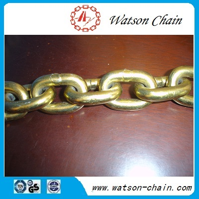 NACM90 G70 zinc plated transport/short link chain
