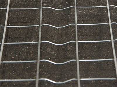 Self-furred Welded Wire Lath for Stucco and Plaster Reinforcing