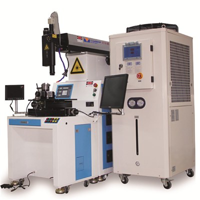 4D Automatic Laser Welding Machine Seal Sanitary and Battery Industry