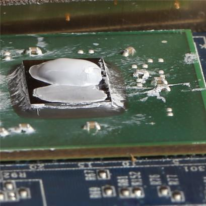 High thermal conductivity thermal paste for PCB heat dissipation