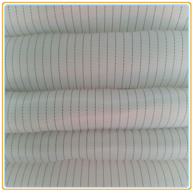 Dust Free 5mm Polyester ESD Fabric