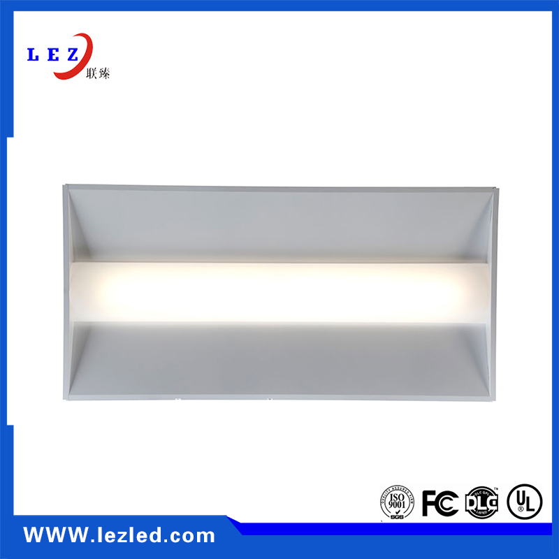 60W troffer led light 120lm/w 2x4 led troffer 60W 2x4 led panel light