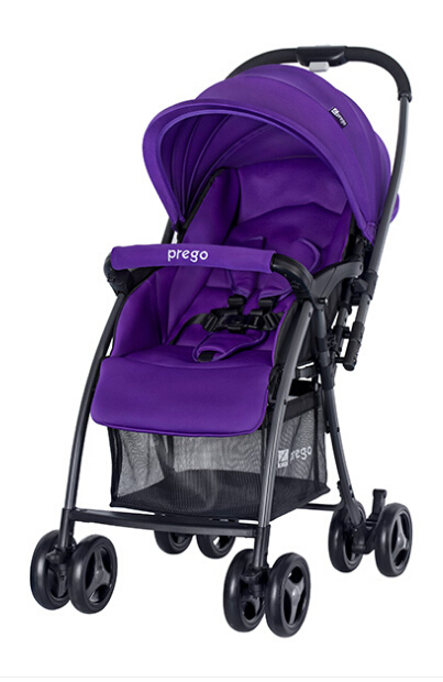 High breathability seat/Easy/Effortless baby stroller