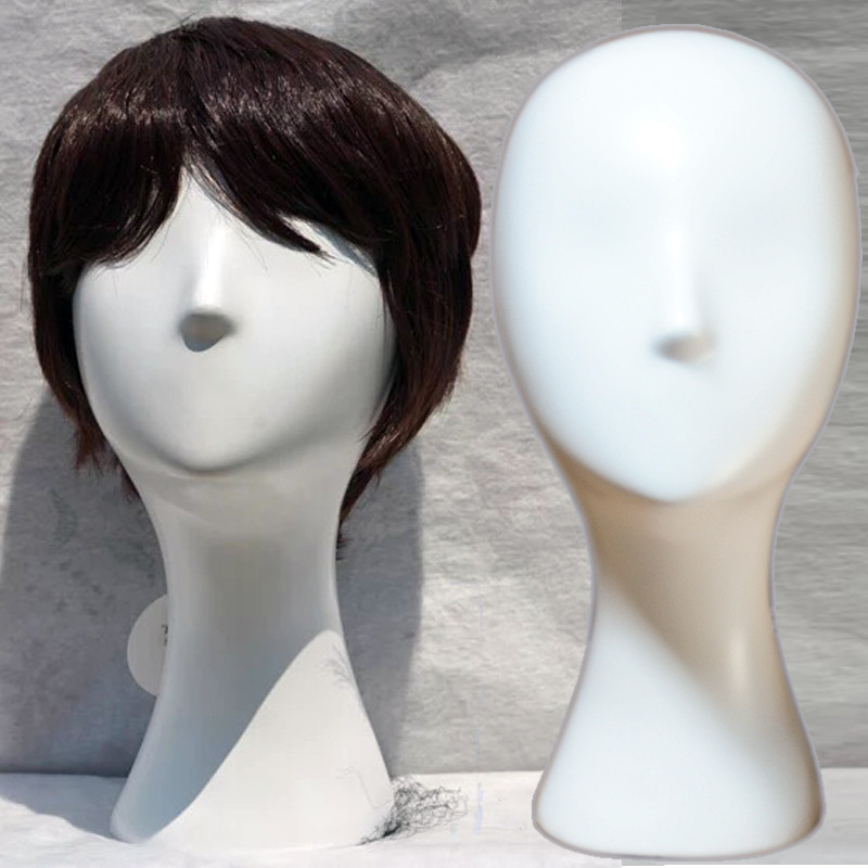 Mannequin Display Head Female Realistic Mannequin Head For Wig Hast And Jewelry Display Realistic Wig Display Mannequin Head