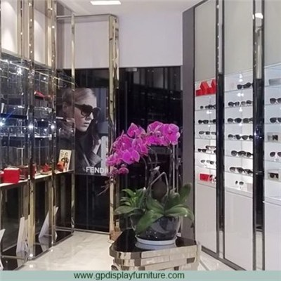 Optical Shop Display Cabinet