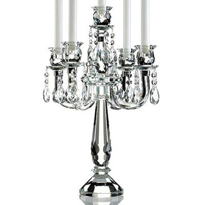 Beautiful Crystal Candelabra For Wedding Centerpiece Decoration
