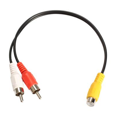 RCA Y Cable Splitter