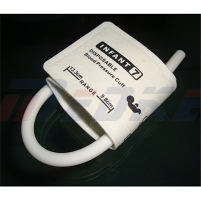 Disposable Infant Single Tube NIBP Cuff