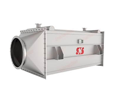 Air Heat Exchanger for Industrial Condensor and Vaporizer Flue Gas Heat Exchanger for Oilseeds