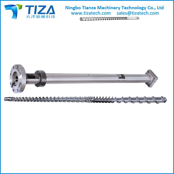 High-quality Screw barrel for plastic package cup helmet production etc