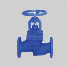 EN 13789 PN16 F1 cast iron globe valve flanged ends