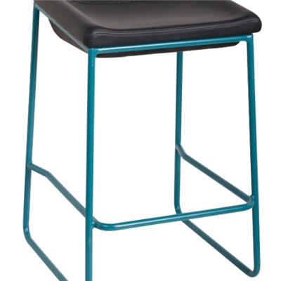 Metal Powder Coated Counter Stool