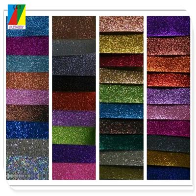 Solid Color Glitter Film