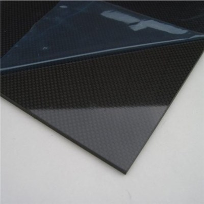 High Glossy Carbon Fiber Sheets