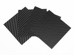 Glossy Carbon Fiber Boards