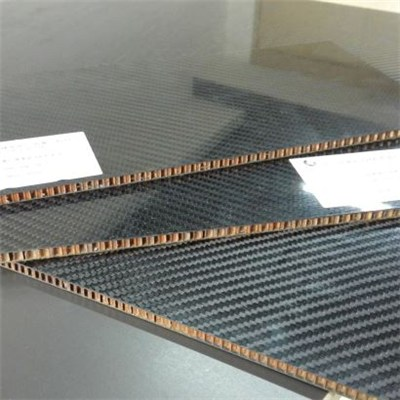 Carbon Fiber Sandwich Sheets