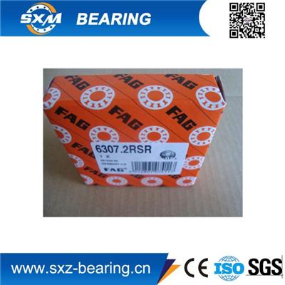 Original FAG P5 Grade Deep Groove Ball Bearing