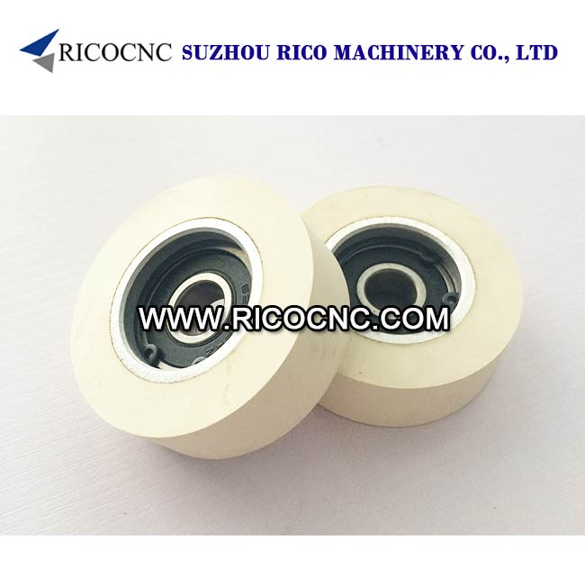 Edge Machine Conveying Rollers, Edge Conveyor Roller, Edge Machine Pressure Roller, Scm Banding Machine Pressure Wheels
