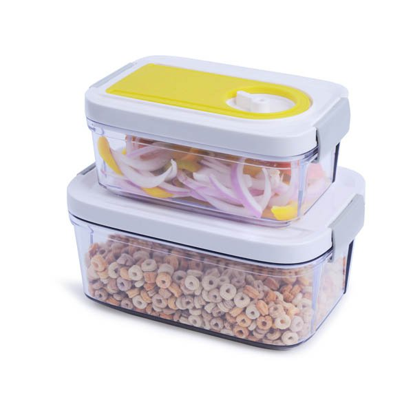 Portable Vacuum Sealer Canister CAN075150 Yellow