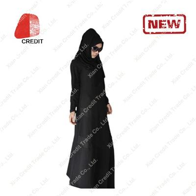 Muslim Women Abaya with High Quality and Latest Burqa Designs Modest Fashion Islamic Women Clothing
