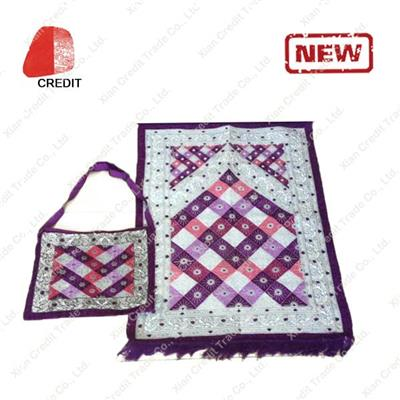 Portable Prayer Rug with Excellent Quality Made in China