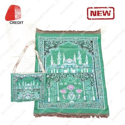 Mosque Prayer Mat with Good Quality for Travel
