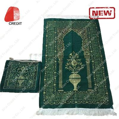 Padded Carpet for Muslim and Islamic Prayer Rugs for Sale