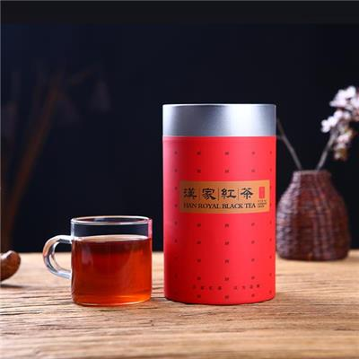 Han Jia Black Tea | Peng Xiang 50g Canned Packaged First Grade Super Red Tea Leaves