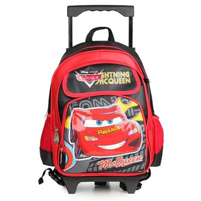 China Manufacturer Kids Rolling Bag Boys Custom School Trolley Bag