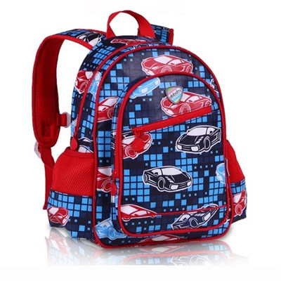 Wholesale New Design Thickened Waterproof Middle School Bag For High School Student Sublimation Printing Bags