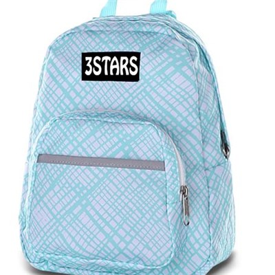 Popular Printing Mini Backpack For Teenage School Bags For High School