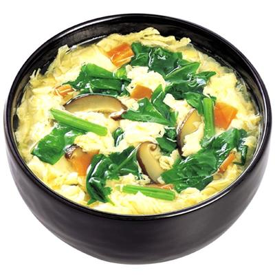 Spinach And Egg Soup,Healthy and Nutriton Vegetables Soup,Top Supplier
