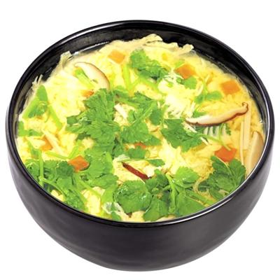 Vegetable And Egg Soup,Delicious and Healthy Instant Soup,Top Supplier