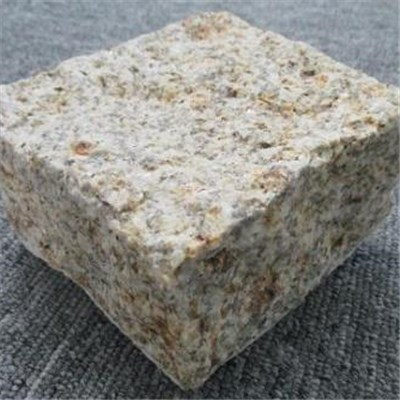 G682 Yellow Rustic Granite Paver