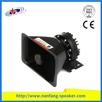 HOT Widely Use Police Speaker Siren Factory